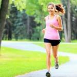 Как бегать, чтобы убрать живот