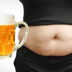 Как убрать пивной живот женщине: программа питания и упражнения
